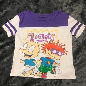 Vintage Nickelodeon Rugratz shirt